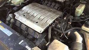 Evld321 1997 Oldsmobile Aurora 4 0 Engine Test