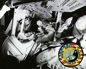 Apollo 1 Fire Cause - Pics about space