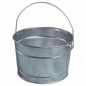 Leaktite 2 5-qt Metal Pail-210650 - The Home Depot
