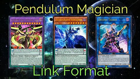 Yugioh Deck Link Format by Yugioh Pendulum Deck Link Format 28 Images Yu Gi Oh
