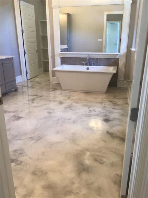 epoxy flooring bathroom making a 3d epoxy metallic floor step by step floor epoxy