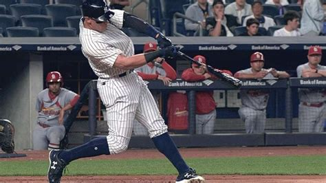 aaron judge uniform aaron judge burden of proof youtube
