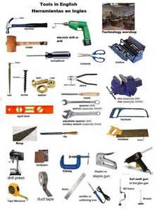 Tool Shed Traduccion Al Espaol by Nombre De Herramientas En Ingles Con Pronunciaci 243 N E Imagen