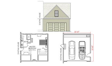 House Plans Master Bedroom Above Garage by Pin By Meg Marshall On House In 2019 Garage Bedroom
