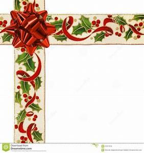 Christmas Ribbon Images   Clipart Panda - Free Clipart Images