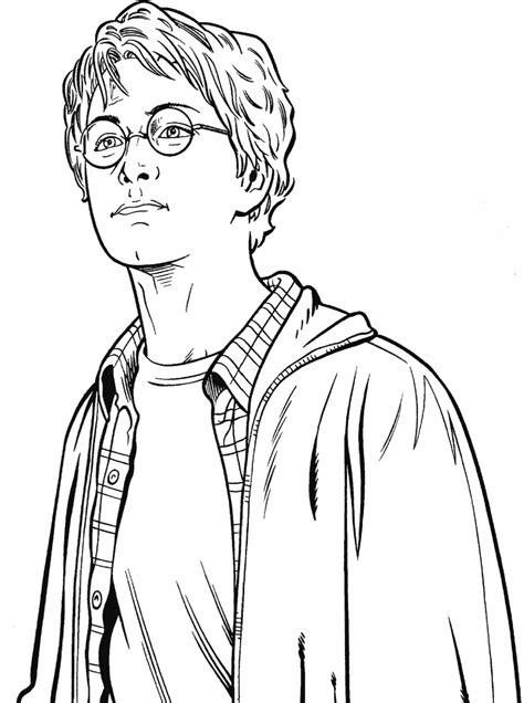 Kleurplaat Harry Potter En De Relieken De Dood by Harry Potter 78 Printable Coloring Pages