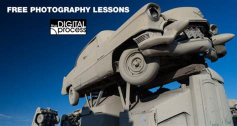 Ogfreephotographylessons  The Digital Process
