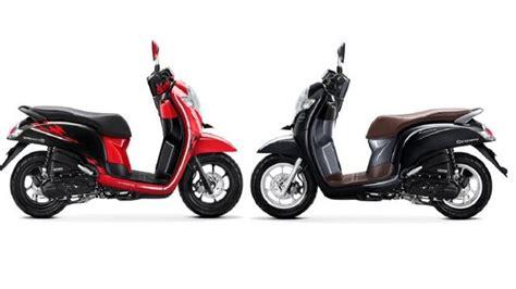 Honda Scoopy 2019 Modification by Modifikasi Motor Scoopy 2019 Untouchable My Journey