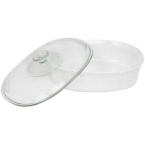 quart corningware lid glass casserole dish oval recipe french baked lids mac cheese corning ware plastic purchase bakeware round microwave