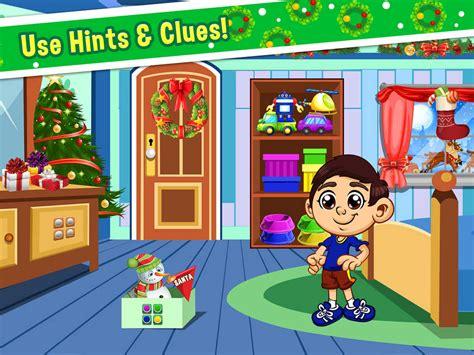 App Shopper A Christmas Hidden Object Room Puzzle Quiz