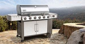 Barbecue Weber Genesis 2 : new weber genesis ii and ii lx series grills 2018 reviews ratings prices ~ Mglfilm.com Idées de Décoration