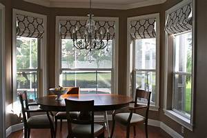 Different Classes of Shades for Bay Windows - TheyDesign