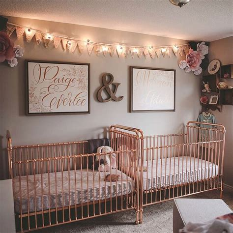 inspiring twin nursery ideas