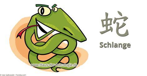 Schlange Im Chinesischen Horoskop