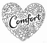 Coloring Pages Doodles Embroidery Designs Heartfelt Blank Amazingdesigns sketch template