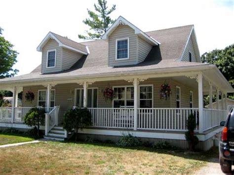 one wrap around porch house plans modular home modular home plans wrap around porch