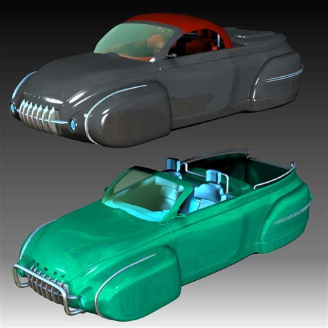 Future Flying Cars Bundle 3d Models Ourias3d