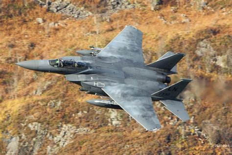 The eagle's air superiority is achieved through a mixture of. F15