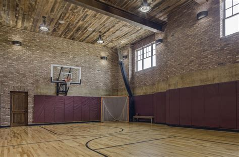 indoor basketball courts homes   rich   real