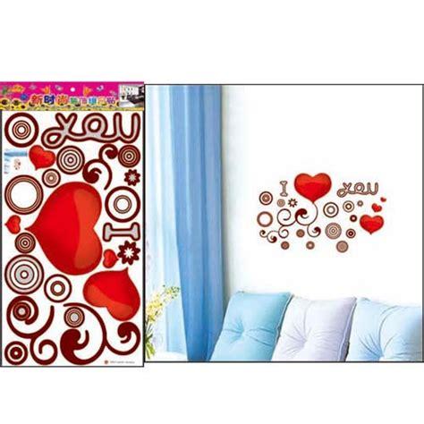 Wall Sticker Stiker Dinding 5d jual wall sticker stiker dinding murah