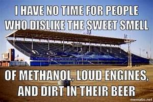 I am a huge rac... Speedway Quotes