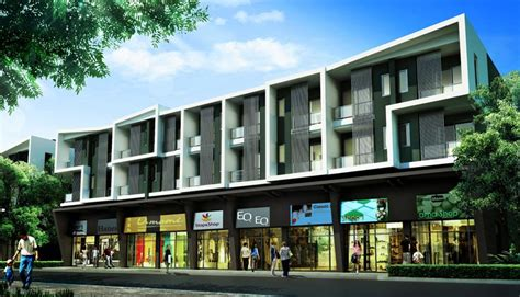 Shophouse Of 4 Floors Commercial Building B-avenue Names Of Dining Room Furniture Pieces Dimensions Chiswick Rooms Living And Designs Glass Cabinet Home Goods Chairs Chiswell St Danish Modern