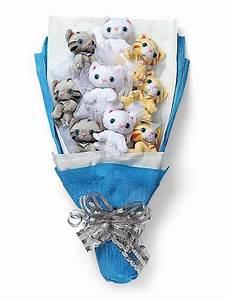 bouquet de chatons en peluche With affiche chambre bébé avec bouquet de fleurs virtuel anniversaire