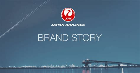 brand story japan airlines corporate information