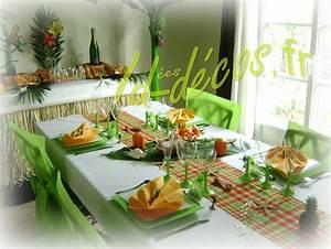 Deco Table Anniversaire 60 Ans : decoration de table pour anniversaire de mariage mariage ~ Dallasstarsshop.com Idées de Décoration