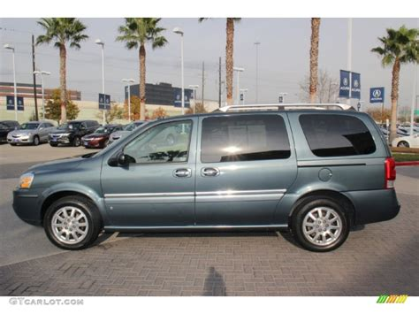 Buick Terraza Cxl by Slatestone Metallic 2006 Buick Terraza Cxl Exterior Photo