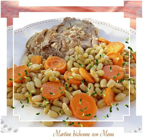cuisiner des flageolets secs cuisiner flageolet flageolets à l 39 ail cuisine gourmande de