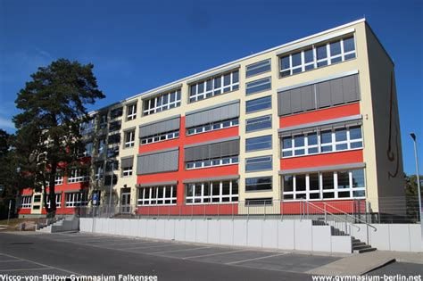 Vicco Bülow Gymnasium vicco b 252 low gymnasium falkensee gymnasien in brandenburg
