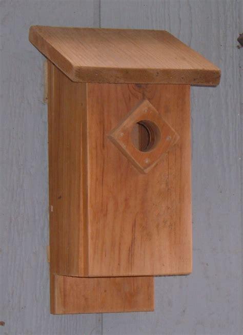 build  bluebird house nest box plans feltmagnet