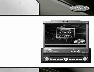 Jensen Car Stereo System Vm9311ts User Guide