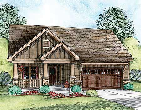 plan db  bed getaway  options craftsman house plans house plans craftsman cottage