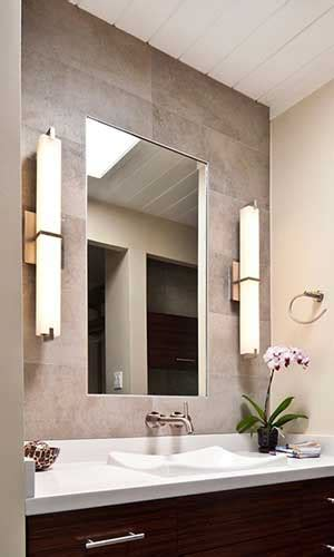 Vertical Bathroom Wall Sconces by Wall Sconce Buying Guide At Fergusonshowrooms