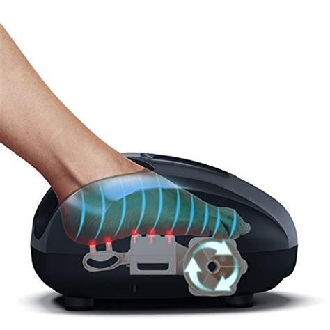 Miko Shiatsu Foot Massager With Deep-Kneading, Multi-Level