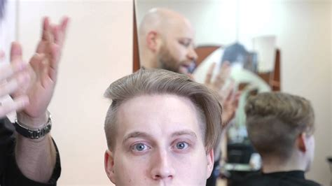 mens undercut haircut tutorial  fresh  hanz de