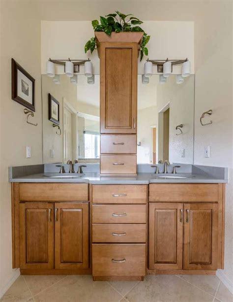 Kraftmaid Bathroom Vanity Mirrors by Peregrine Bathroom Remodel Colorado Springs Kraftmaid