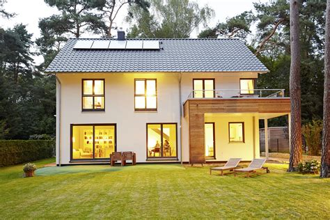 Luxushaus, Villa  Waldsee  Ein Fertighaus Von Gussek Haus