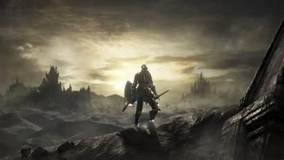 Souls Dark Wallpapers Games 4k Pc Xbox