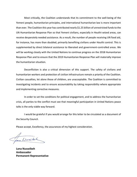 """UAE Mission to UN on Twitter: """"In a letter to #UNSC, #UAE"""