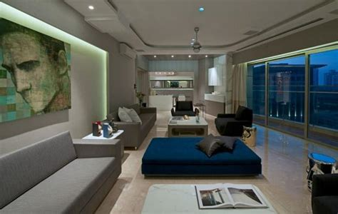 luxury apartment ideas showing contemporary interior