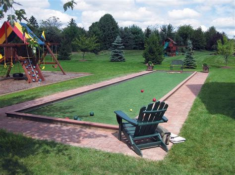 backyard bocce 1000 images about bocce ball on pinterest