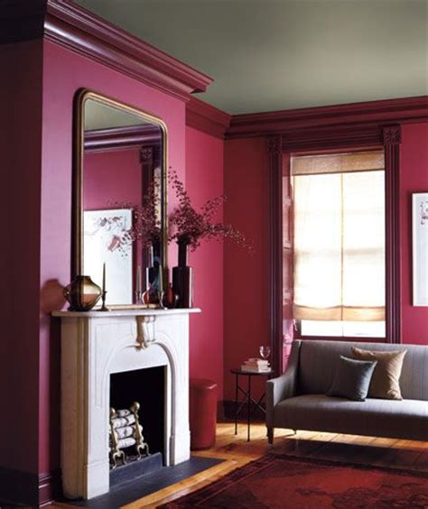 25 best ideas about burgundy walls on