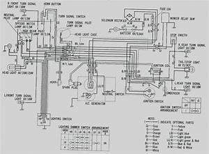 Color Wiring Diagram Cf Moto150 Cdi Box
