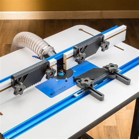 rockler  piece router table accessory kit rockler