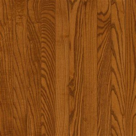 bruce natural reflections gunstock oak 5 16 in thickx 2 1