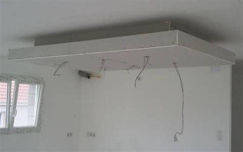 faux plafond rail montant rail placo plafond chassis suspendu montant r45 m45 caisson decaissement faux plafondplaco