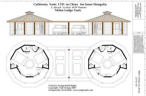 The Best Of Yurt Home Floor Plans